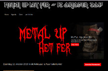 Metal up het fer